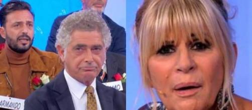 Uomini e Donne: furiosa lite tra Gemma e Juan Luis.