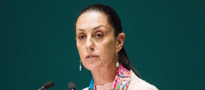 Sheinbaum: Ciudad de México tendrá seis mil nuevos policías