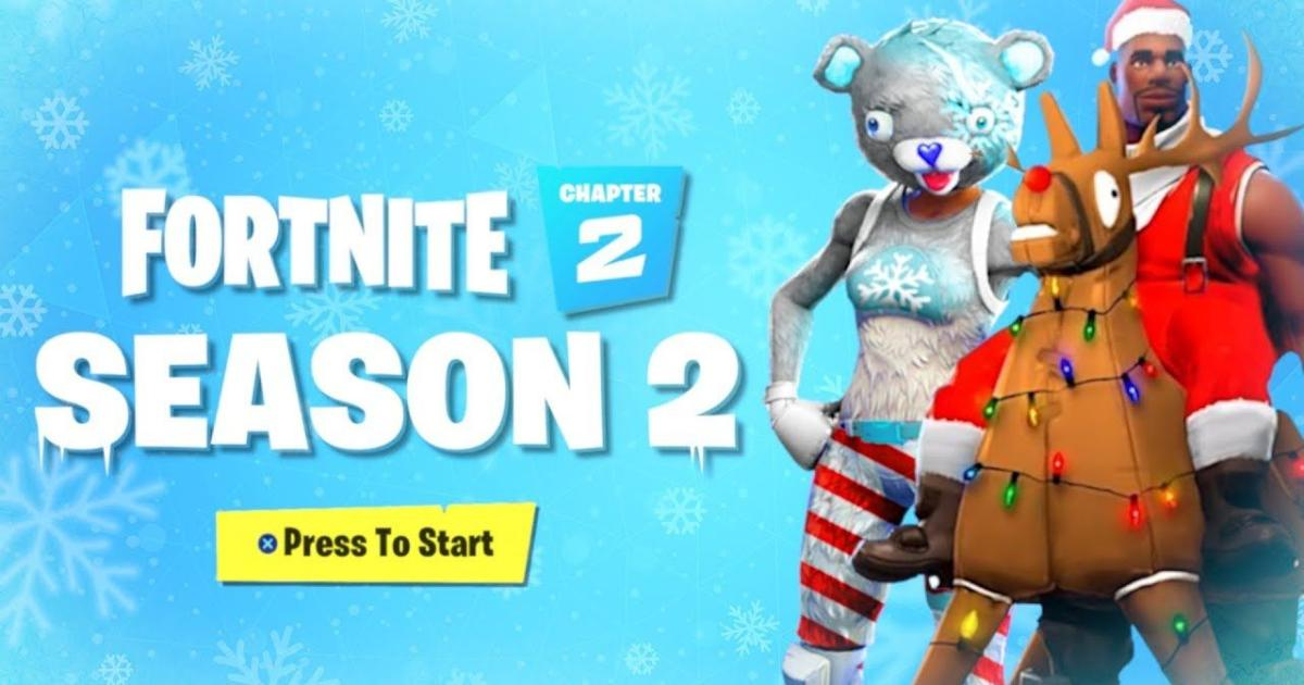 'Fortnite Battle Royale': Chapter 2, Season 2 is coming ...