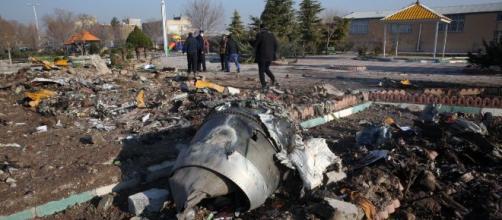 Avião caiu pouco depois da decolagem. (Arquivo Blasting News)