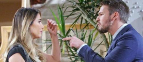 Beautiful, trame Usa: Liam chiede in sposa Hope, ma vuole che rompa i rapporti con Thomas