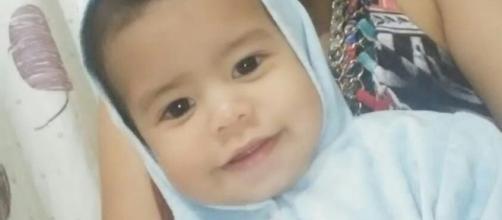 Criança chegou sem vida ao hospital. (Arquivo Pessoal)