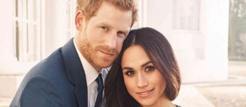 Duques de Sussex, Meghan Markle y príncipe Harry