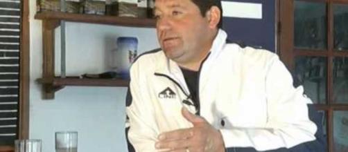 Fabian O'Neill, ex centrocampista di Cagliari, Juventus e Perugia.
