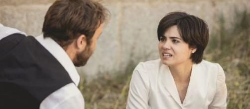 Il Segreto spoiler: Fernando sequestra Maria in un monastero abbandonato