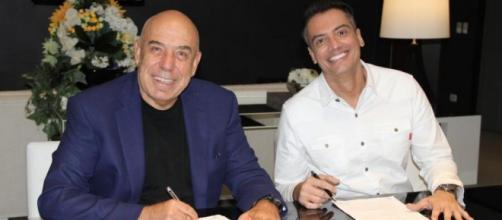 Leo Dias vai reestrear na Rede TV!, agora em nova função. (Arquivo Blasting News)
