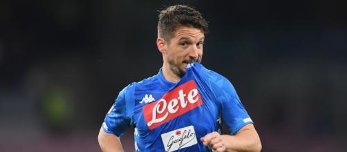 L'Inter ci prova per Dries Mertens