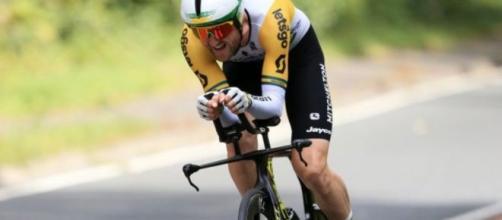 Luke Durbridge, Campione Australiano a cronometro per la quarta volta