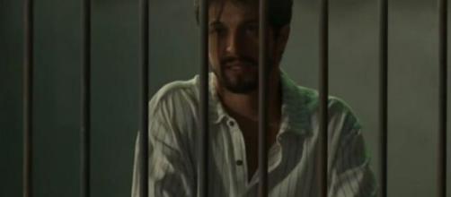 Marcos será conhecido como o tio traficante de Sofia em 'Bom Sucesso'. (Reprodução/TV Globo)