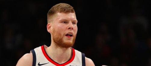 Washington Wizards: Davis Bertans' play raises the inevitable question. Credit: Instagram/dbertans_42