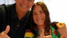 Regina Duarte e Jair Bolsonaro chegam a um acordo e atriz assumirá Secretaria de Cultura