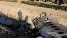 Avião ucraniano pegou fogo enquanto tentava voltar para o aeroporto no Irã, diz relatório