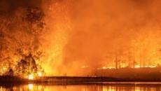 5 imagens impactantes dos incêndios que atingiram a Austrália