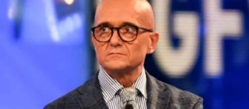 Alfonso Signorini, conduttore del Grande Fratello Vip 4.