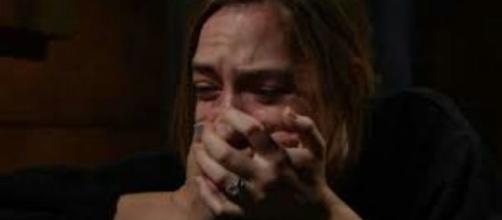 Beautiful, puntata 11 gennaio: Hope non riesce a superare il dolore per la perdita di Beth