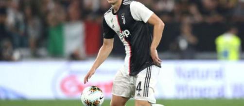 De ligt potrebbe tornare titolare in Coppa Italia contro l'Udinese.