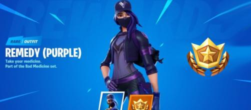 """""""Fortnite"""" Chapter 2 Overtime challenges are now available. [Image Source: In-game screenshot]"""
