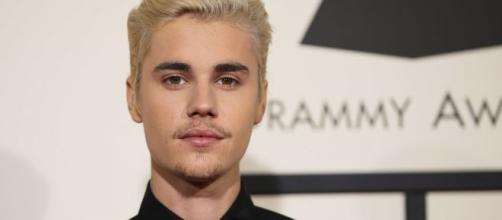 Il cantante canadese Justin Bieber