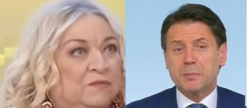 Maria Giovanna Maglie non sembra credere a sondaggi che vedono Conte primo per gradimento