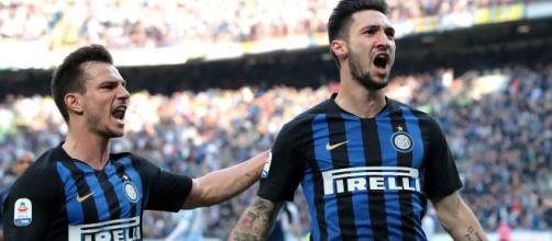 Matteo Politano, attaccante dell'Inter.
