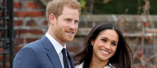 Meghan Markle e príncipe Harry não desejam mais fazer parte da nobreza britânica. (Arquivo Blasting News)