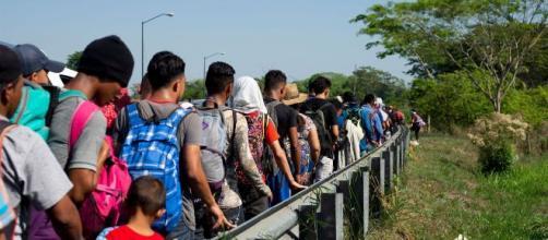 Nueva caravana de migrantes podría llegar a Tapachula, estado de Chiapas. - telemundo.com