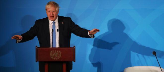 Boris Johnson's Brexit Withdrawal Agreement
