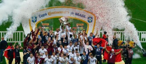 Athletico Paranaense é o atual campeão da Copa do Brasil. (Arquivo Blasting News)