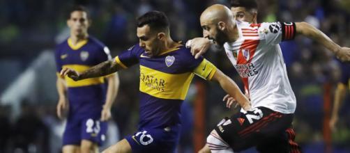 Boca e River estão entre os times que estão classificados para as oitavas de final da Libertadores. (Arquivo Blasting News)