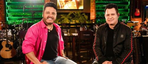 Bruno & Marrone falam sobre boatos de separação. (Arquivo Blasting News)