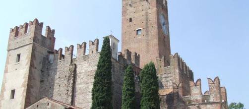 Castello Scaligero (Villafranca di Verona) - Wikipedia - wikipedia.org