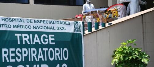 Covid-19: Ciudad de México se mantiene en color rojo del semáforo de la pandemia. - cnn.com