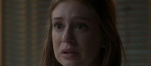 Eliza sofrerá muito em 'Totalmente Demais'. (Reprodução/ TV Globo)