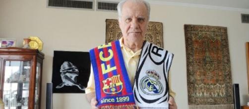 Evaristo de Macedos, um dos craques brasileiros que jamais disputou Copa. (Arquivo Pessoal)