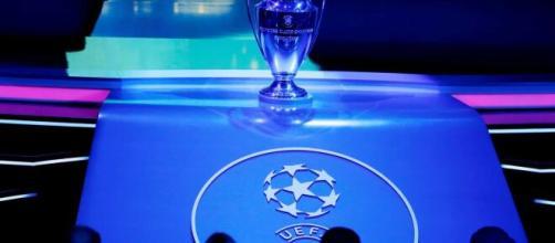 Fase de grupos da UEFA Champions League é sorteada. (Arquivo Blasting News)