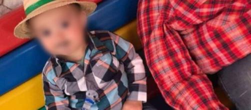 Isaac, de três anos, teria sido morto pela mãe.(Arquivo pessoal)