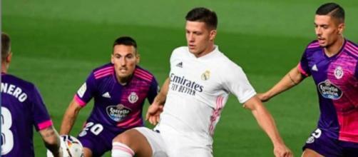 Luka Jovic pourrait quitter le Real Madrid dans le prochains jours - Photo Instagram Luka Jovic
