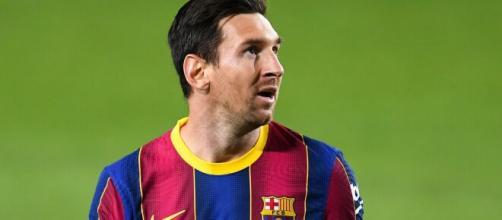 Messi continua sendo a principal estrela do Barcelona nos últimos anos. (Arquivo Blasting News)
