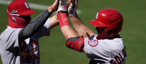 Paul Goldschmidt fue la bujía ofensiva de los Cardinals- www.bleacherreport.com