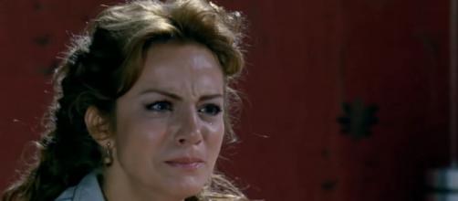 Renata desmascara Roberta. (Divulgação/Televisa)