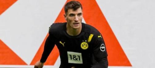 Thomas Meunier un match catastrophique contre le Bayern et la toile le clashe - Photo Instagram Thomas Meunier