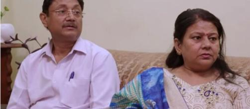 '90 Day Fiancé': Jenny locked horns with Sumit's mom, called her 'liar.' [Image Source: TLC/ YouTube]