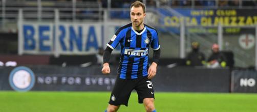 Inter, Eriksen potrebbe dire addio.