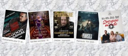 Les Nouveaux films 2020 les plus attendus