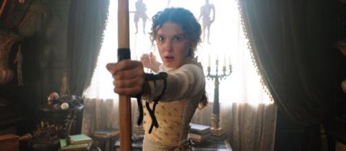Netflix reveala escenas eliminadas de Enola Holmes