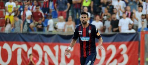 Niente Catania, addio al calcio: l'ex Crotone Spolli si ritira.