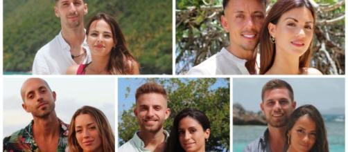 Se filtran imágenes de dos concursantes de la Isla de las Tentaciones con sus nuevas parejas - eltelevisero.com