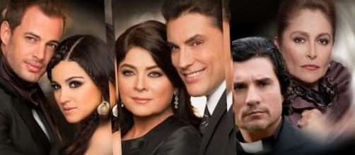 'Triunfo do Amor' estreia em breve no SBT. (Reprodução/Televisa)