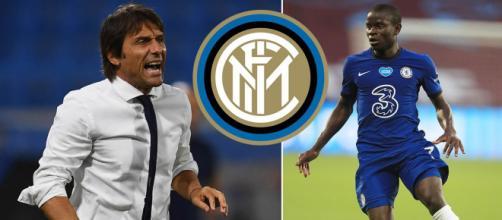 Inter potrebbe tornare su N'Golo Kanté.