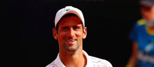 Novak Djokovic veut remplacer par des machines les juges de lignes. Credit:djokernole/Instagram